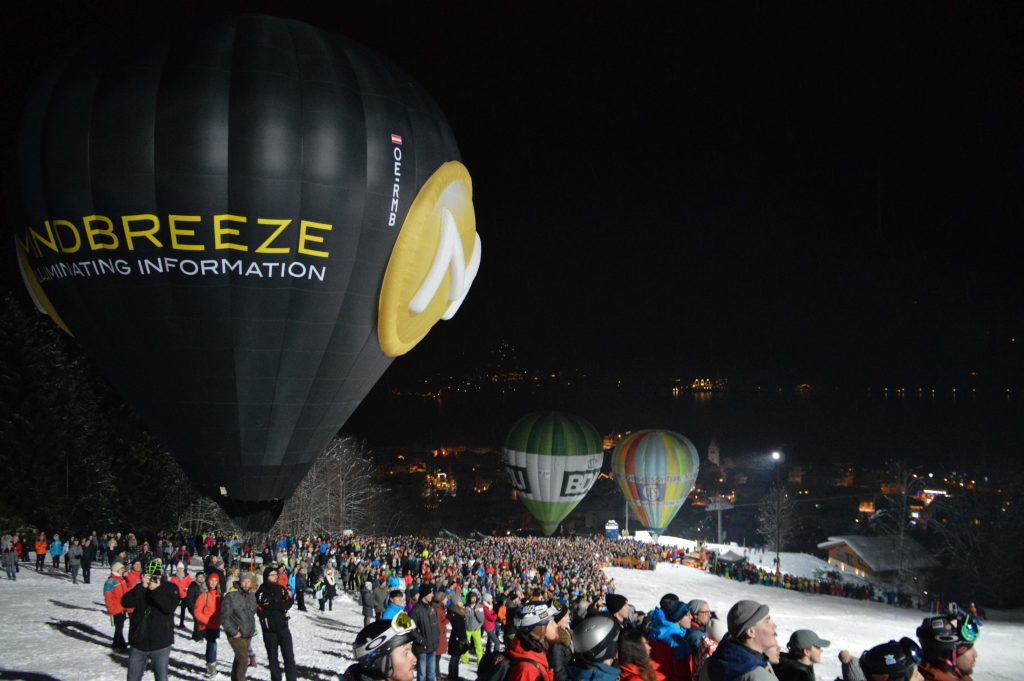 BalloonAlps - Nachte der Ballone