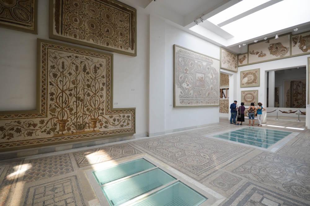 Bardo museum - Tunis- Tunesie