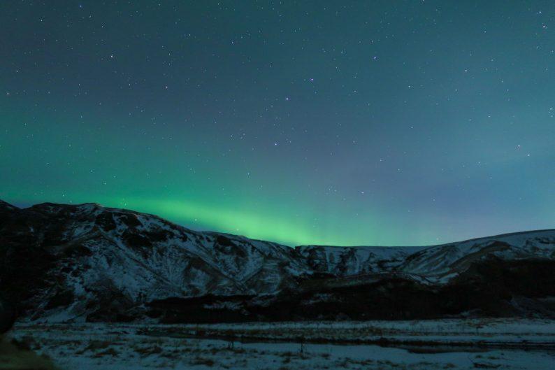 Beste reistijd IJsland voor het noorderlicht
