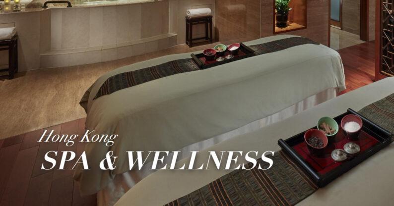 Beste wellness hotels in Hong Kong