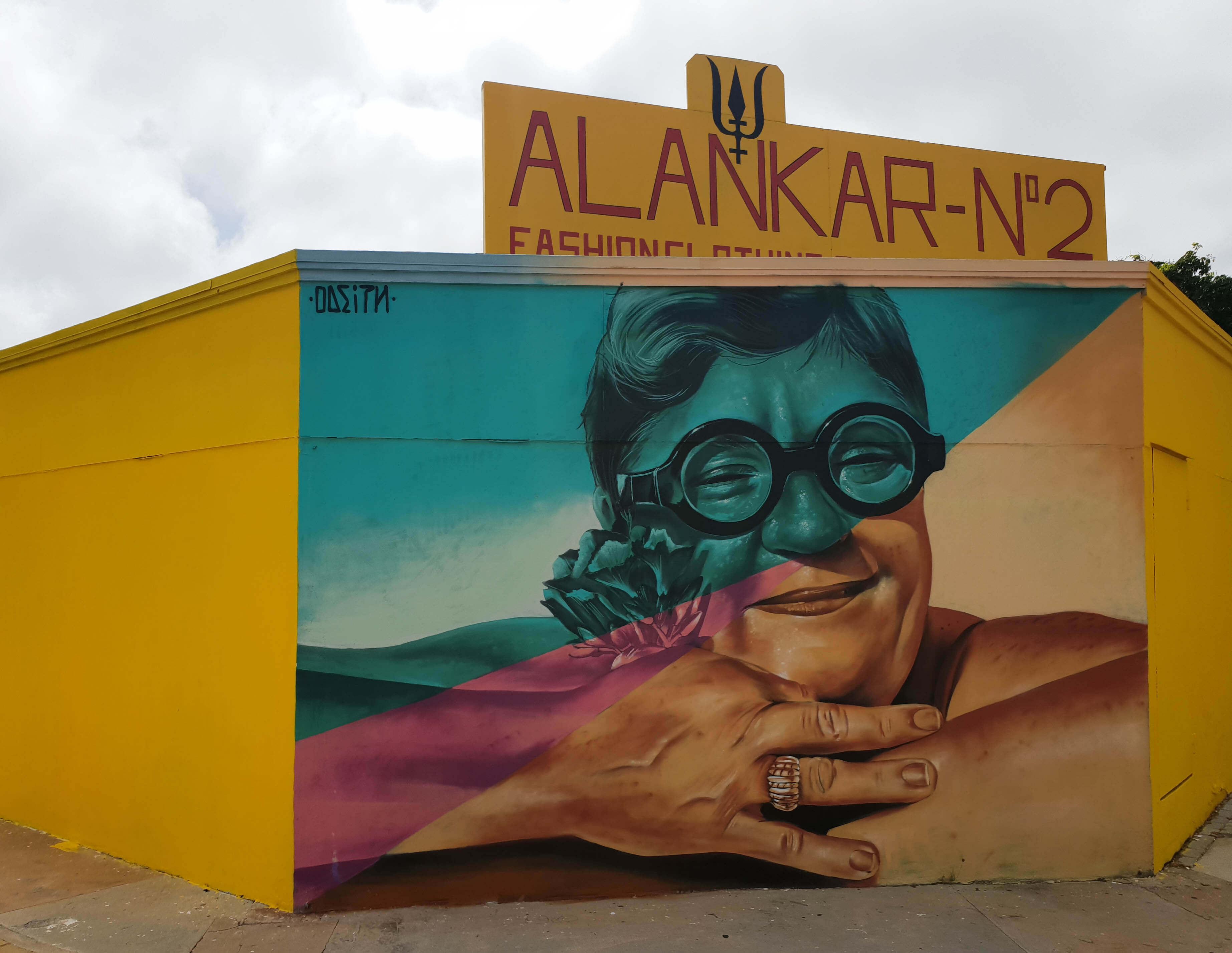 Muurschilderingen Aruba
