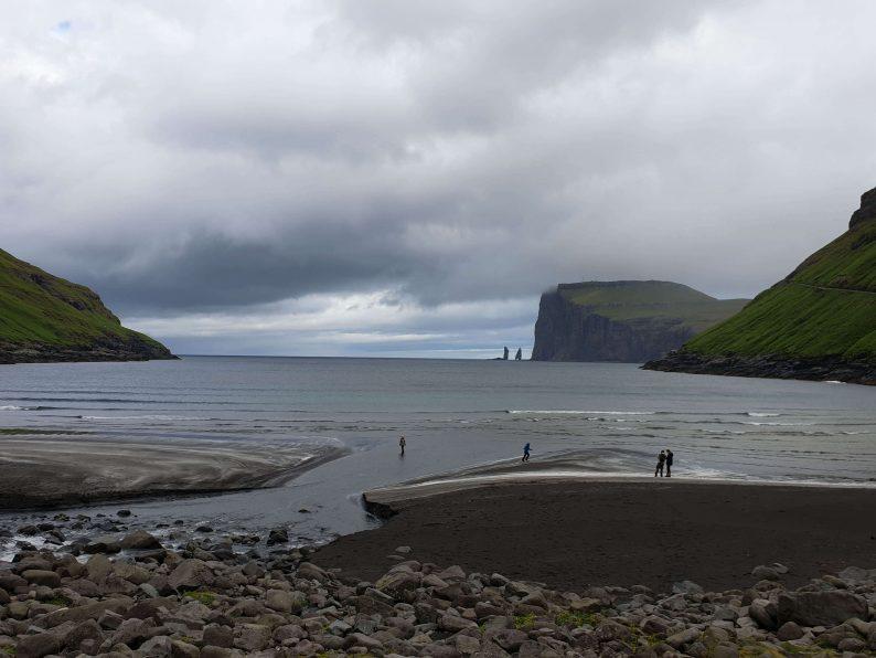 Dorpje Tjørnuvík