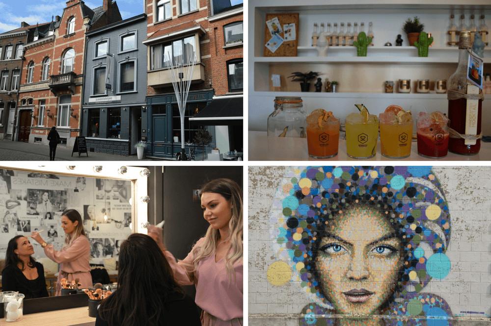Leukste steden in België om te winkelen
