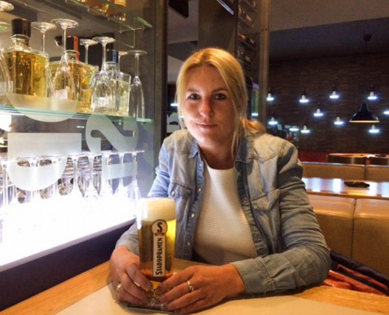 Bierproeverij in Den Haag