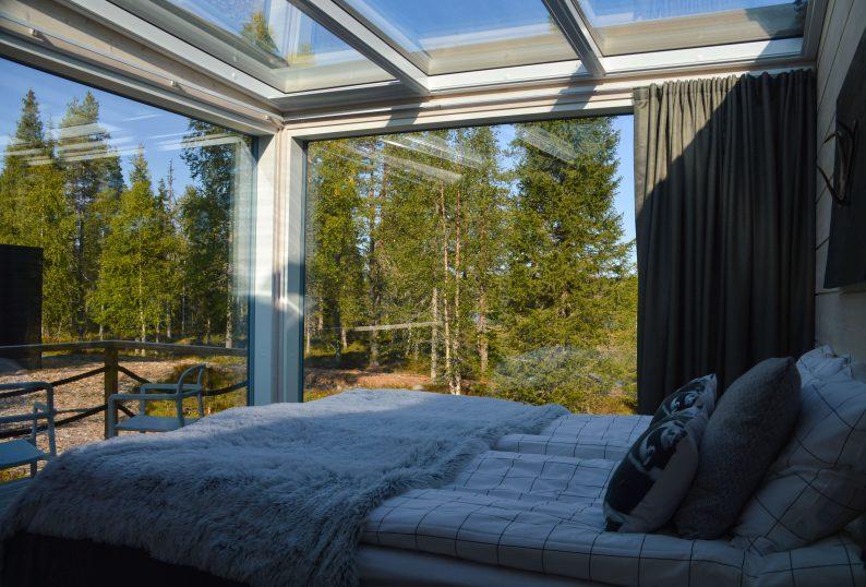 Bijzondere overnachtingen in Fins Lapland