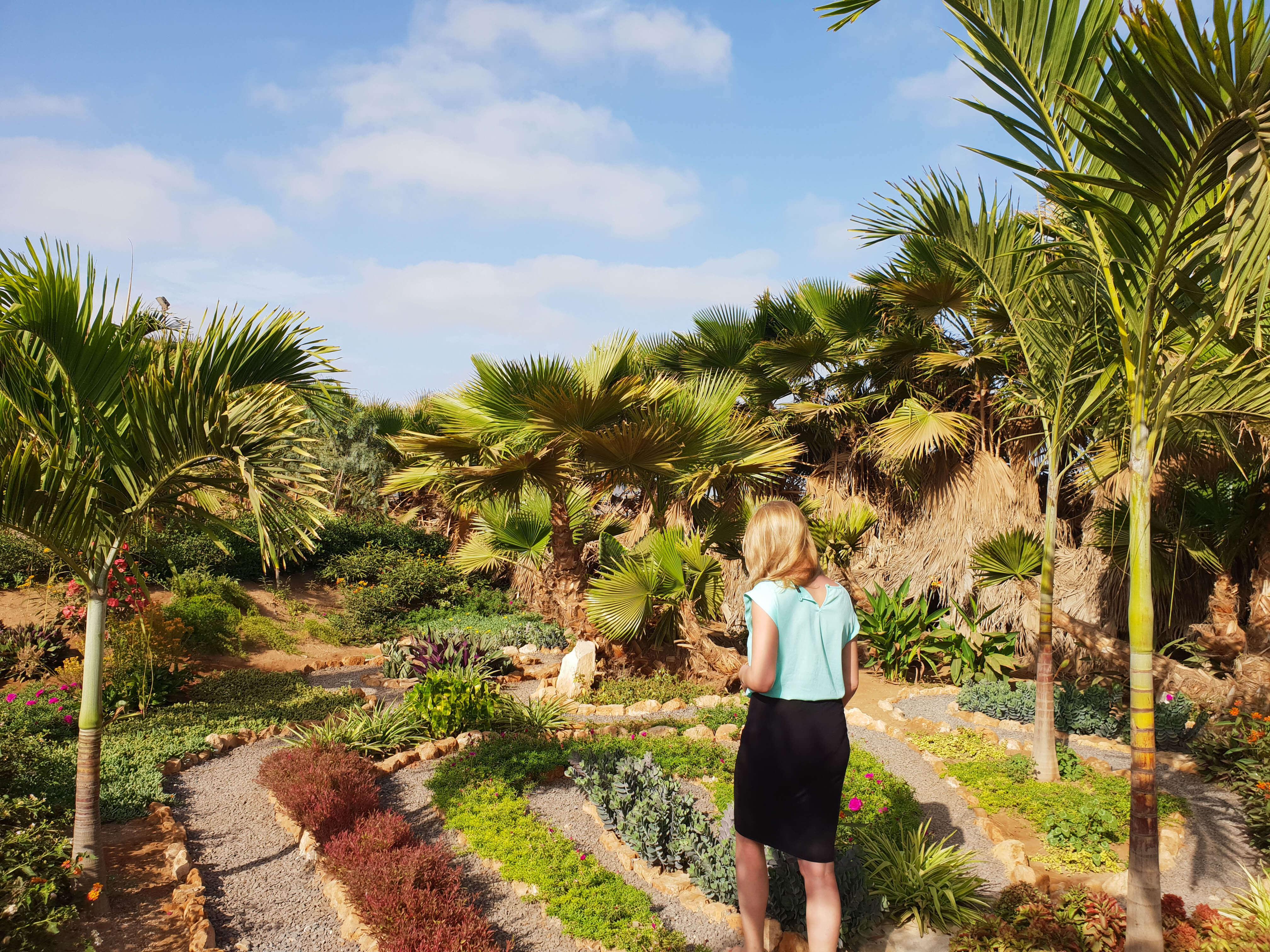 Botanische tuinen Viveiro