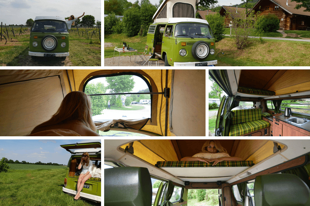 Camping en camperplaatsen Zwarte Woud