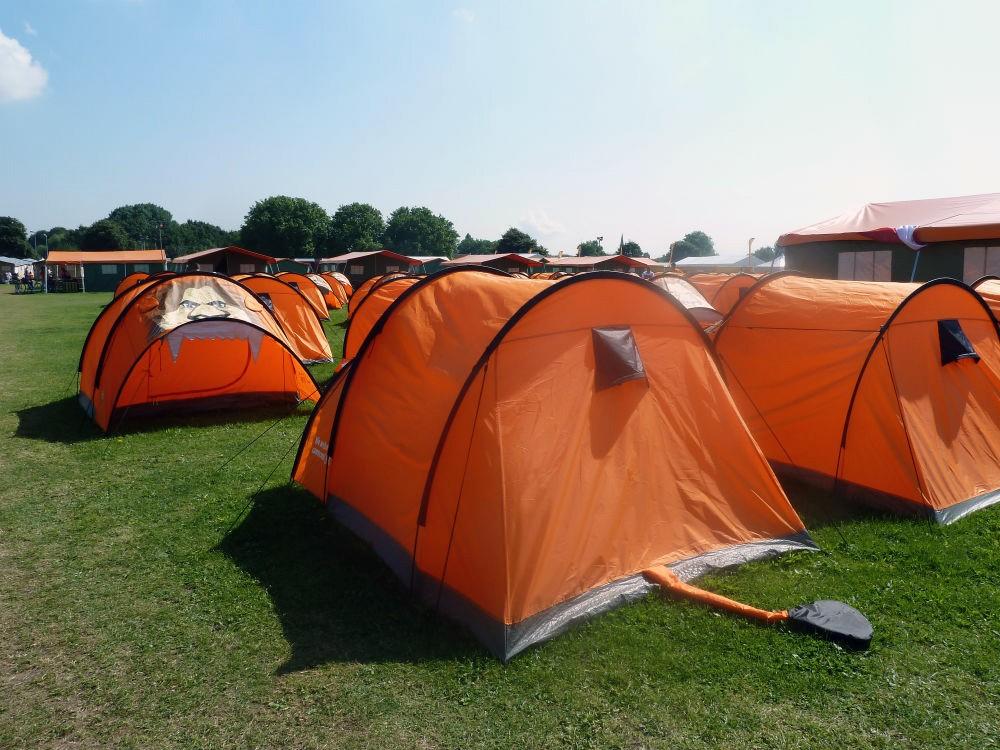 Oranjecamping Londen