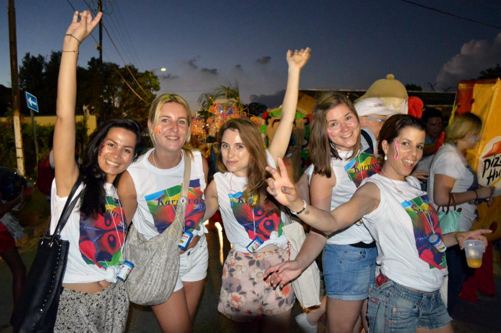 #5girlscuracao in Curacao