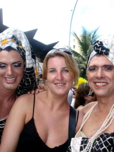 Block Party's - Carnaval - Rio de Janeiro