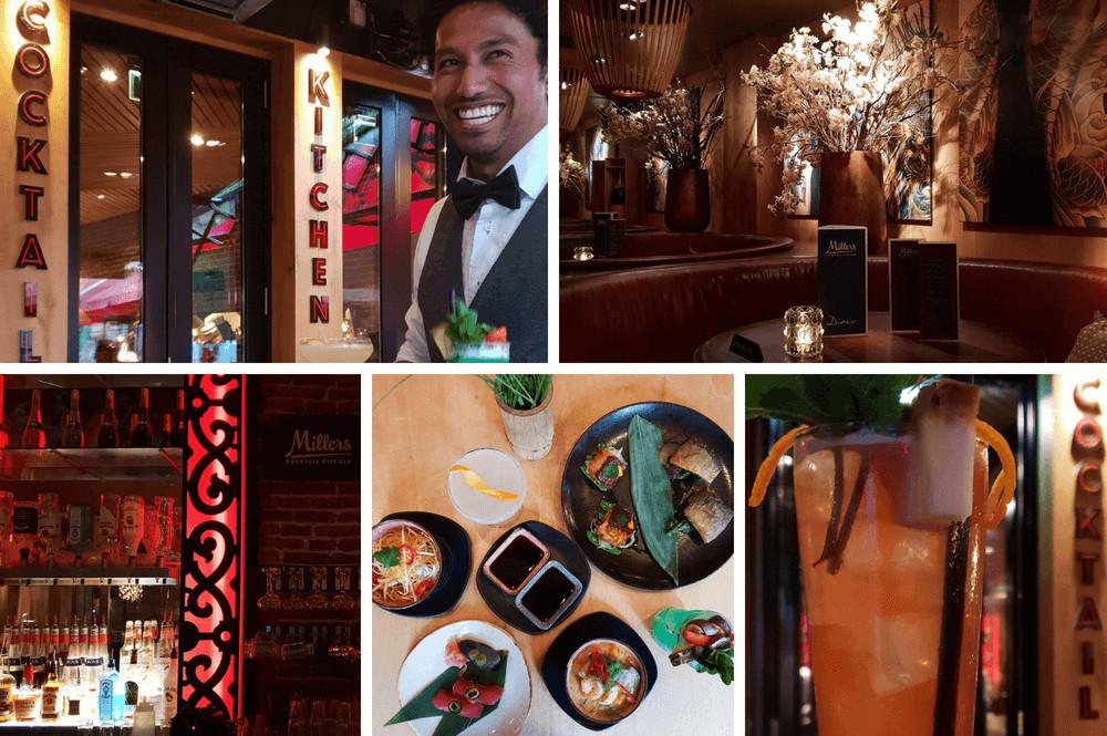 Millers Cocktail Bar Den Haag