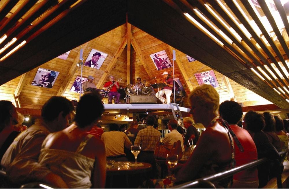 Bluesbar Avila Hotel Curacao