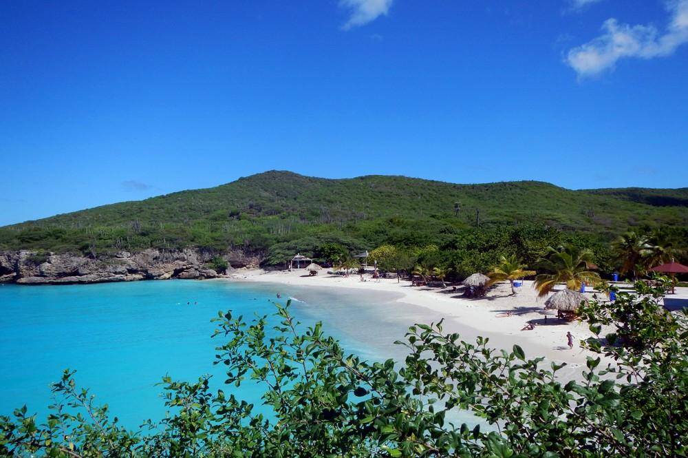 Grote Knip strand - Curaçao