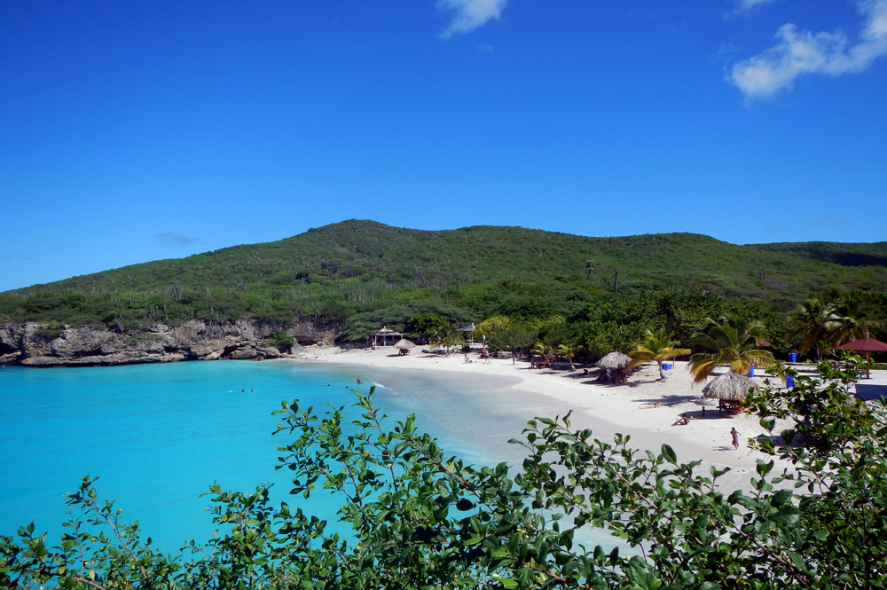 Grote Knip strand - Curacao