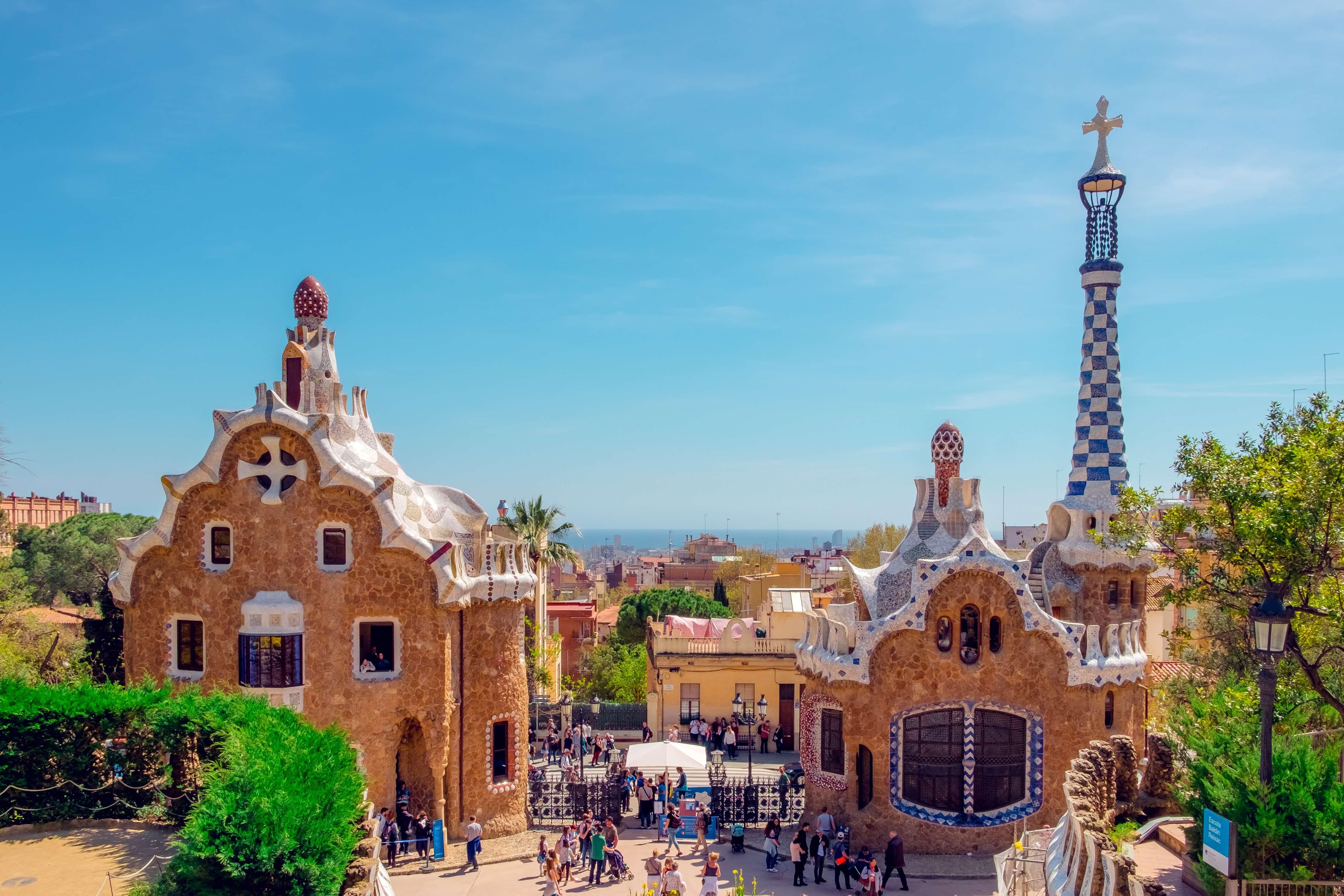 Dagje Barcelona