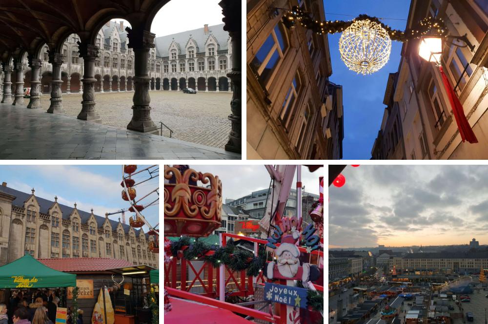 Wat te doen in Luik in de winter