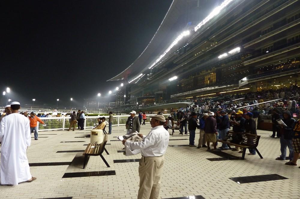 Racecourse - Dubai