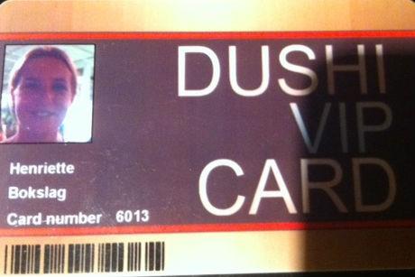DushiVipCard