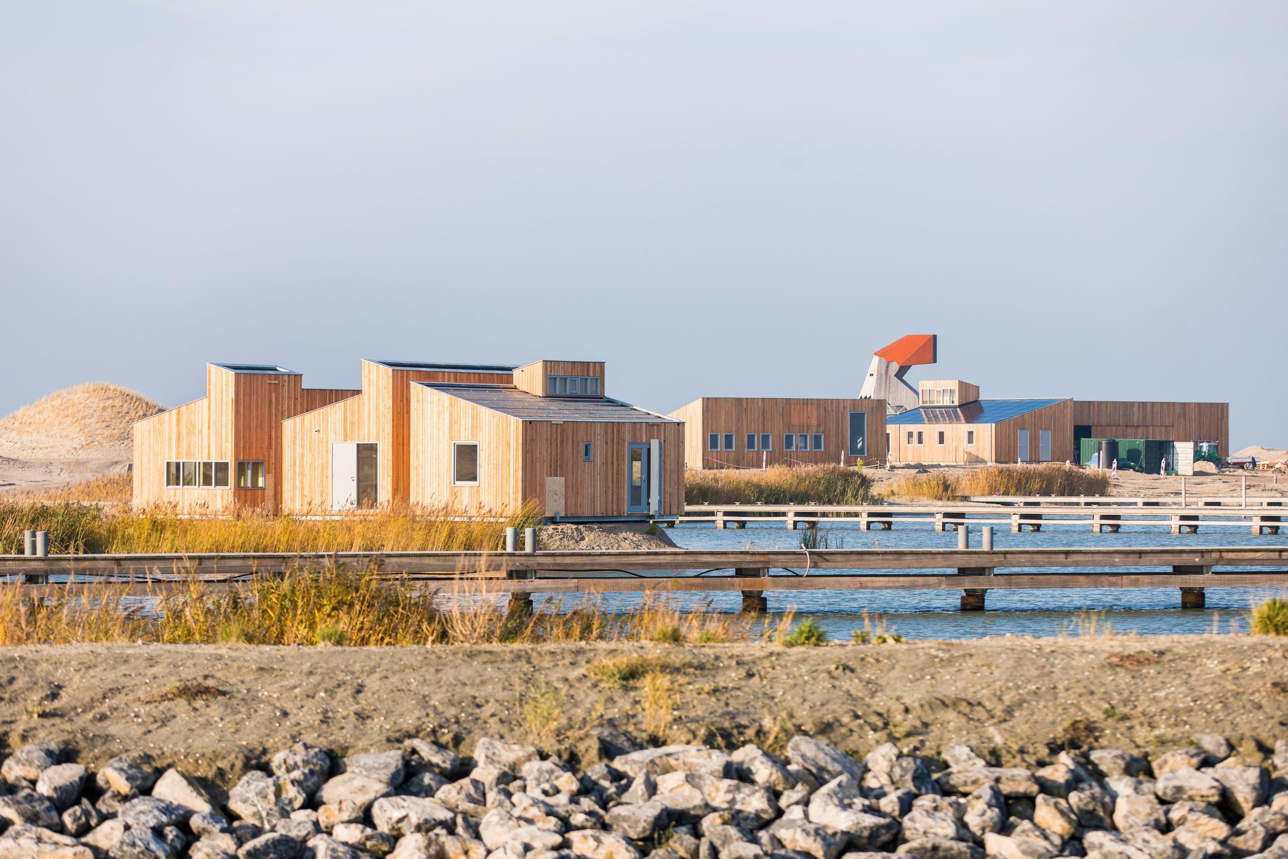 Marker Wadden Landal vakantiehuisje