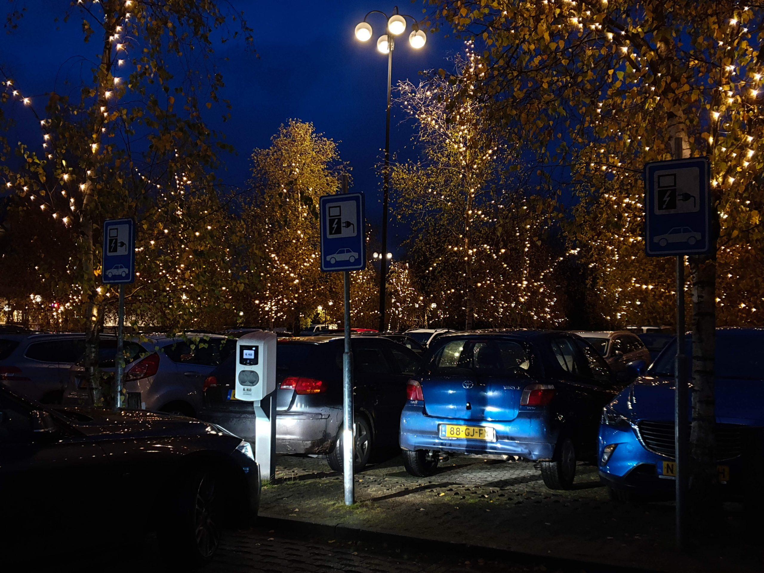 Hotels met elektrische oplaadpunt in Nederland