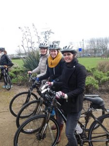 Mountainbiken Newcastle en kust