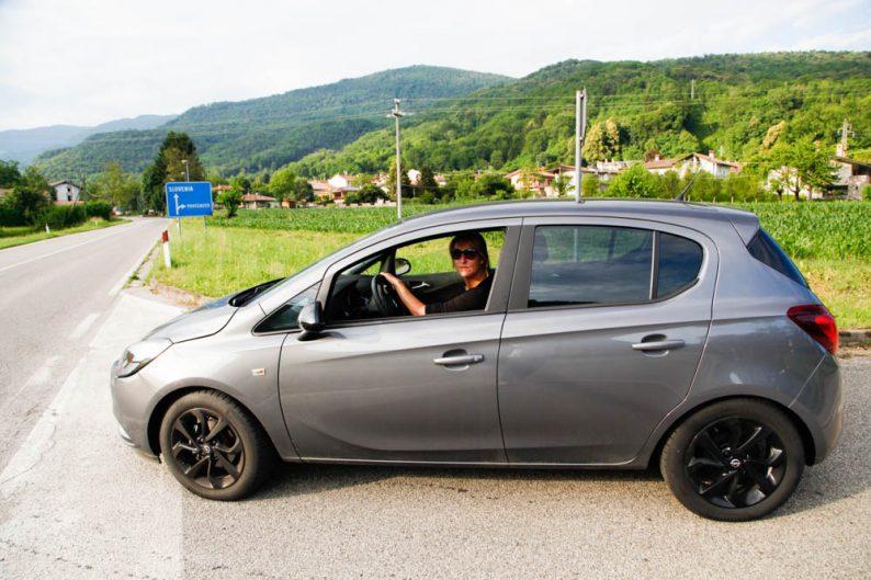 Auto huren in Slovenië tips en ervaringen