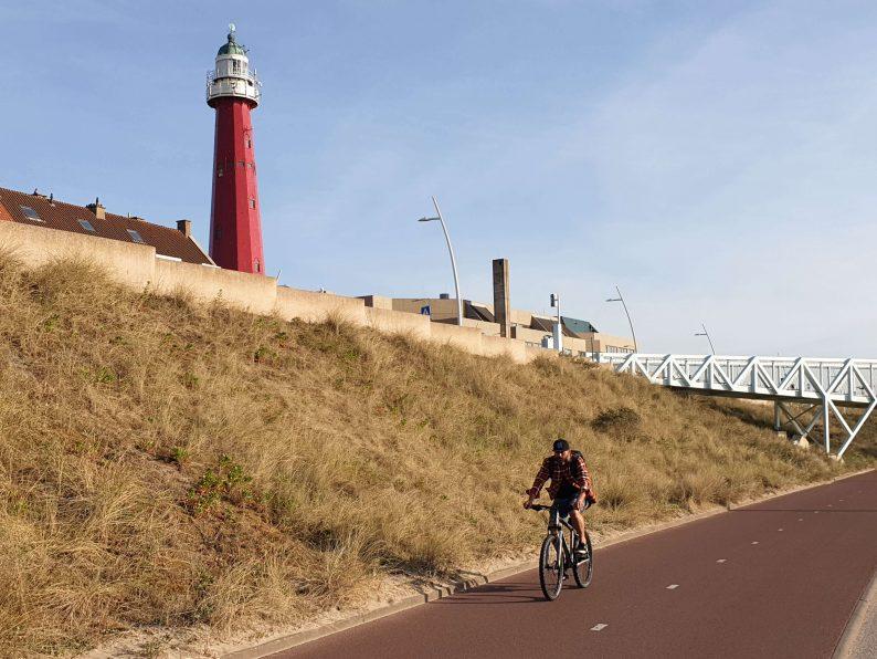Goedkope fiets huren in Scheveningen