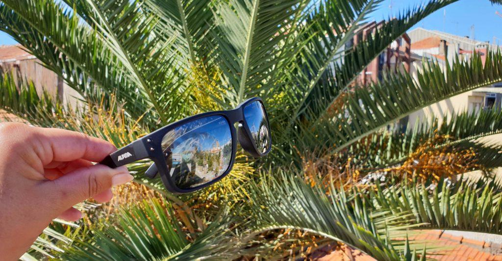Productbeschrijving Alpina sport zonnebril voor dames