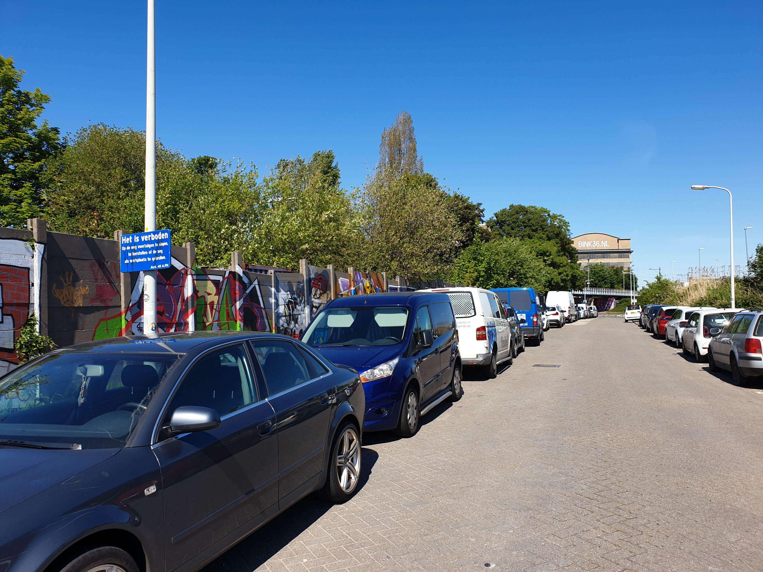 Gratis parkeren in Den Haag