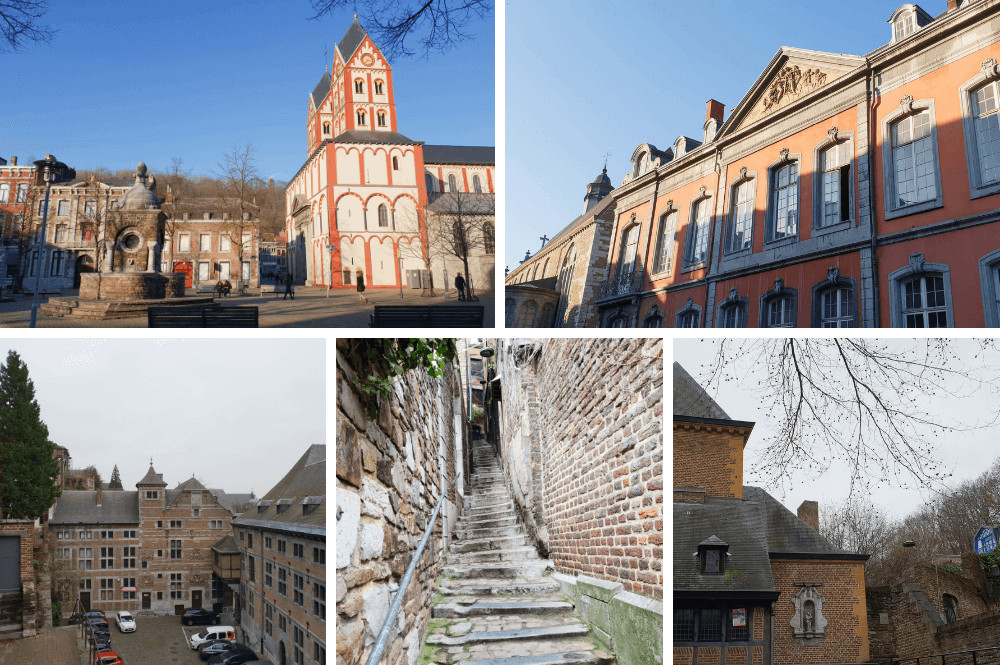 Dwalen door het historische centrum van Luik