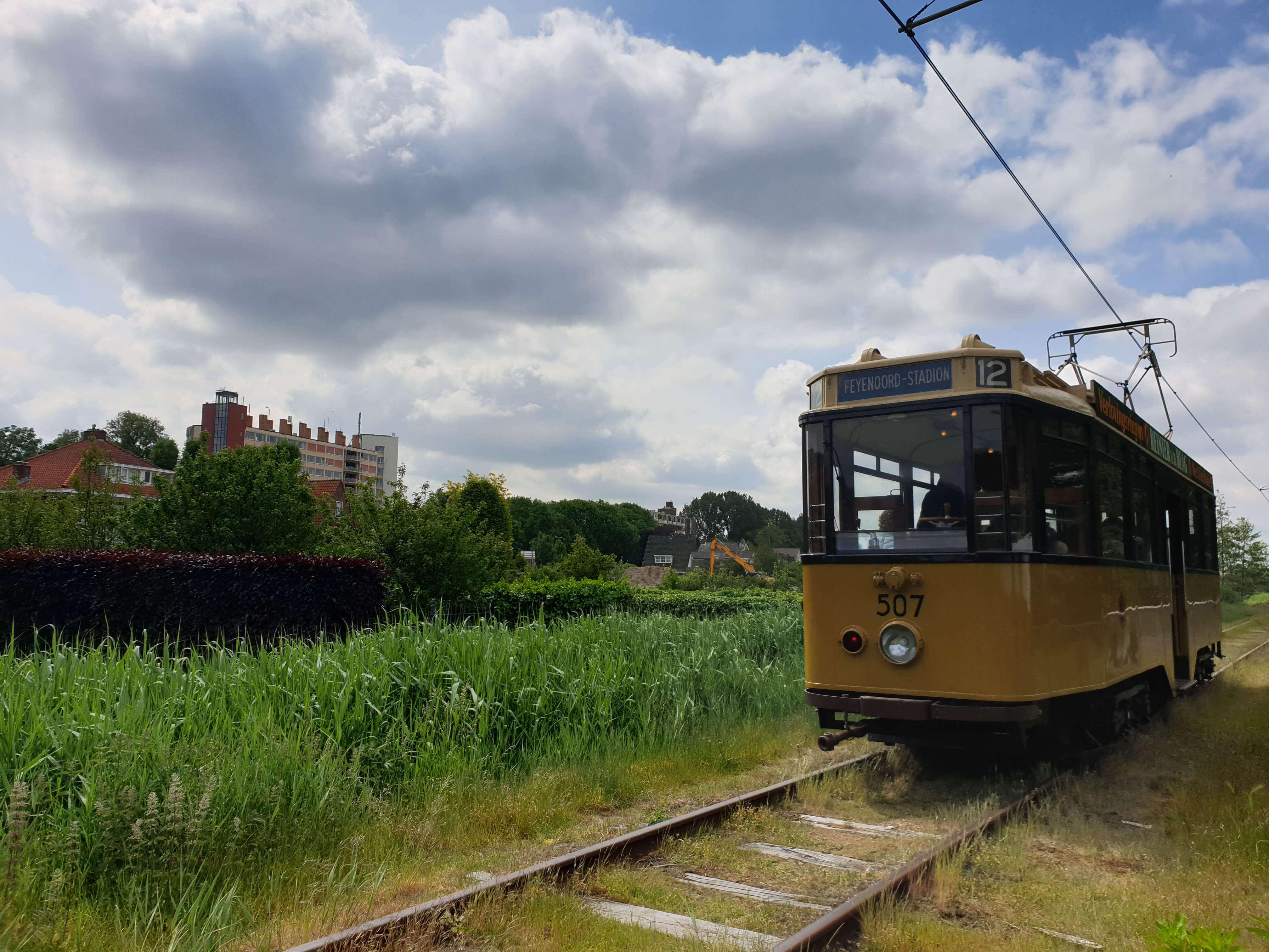 Historische tram Amstelveen