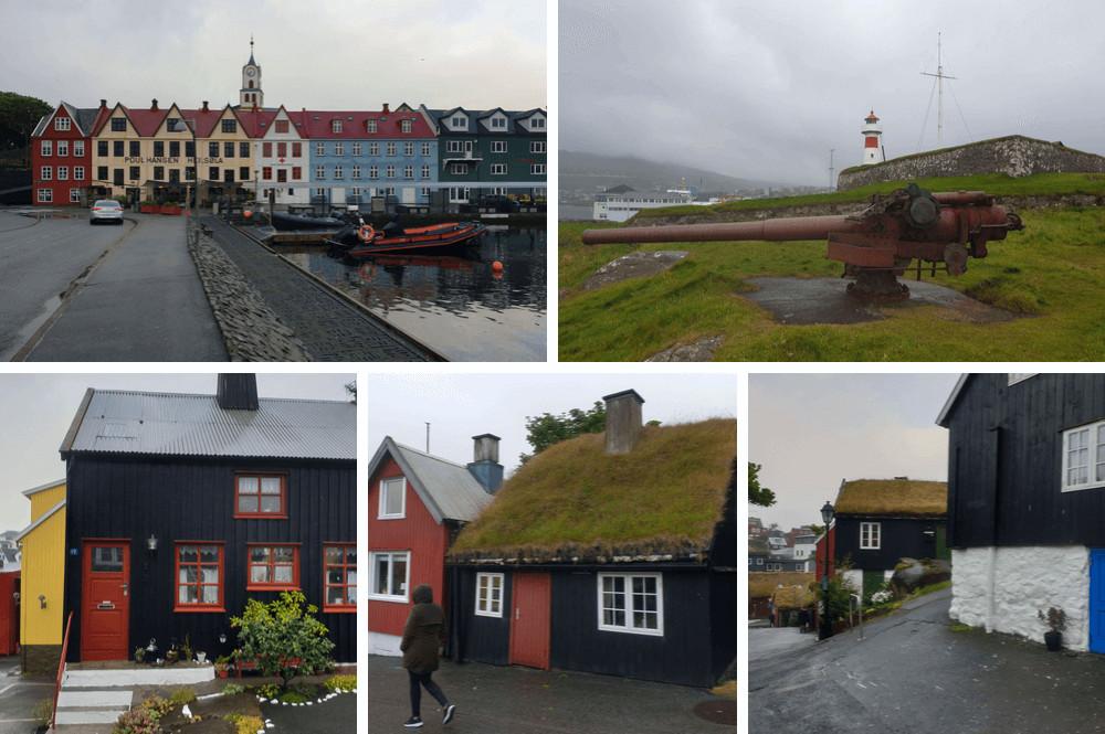 Hoofdstad Tórshavn