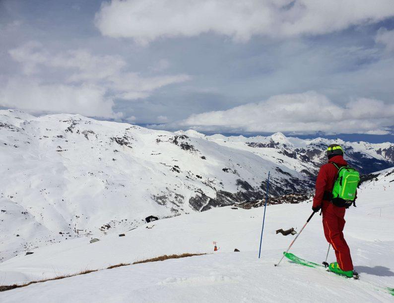 Skiën in de hoogste wintersportplaats van Europa, ontdek Val Thorens