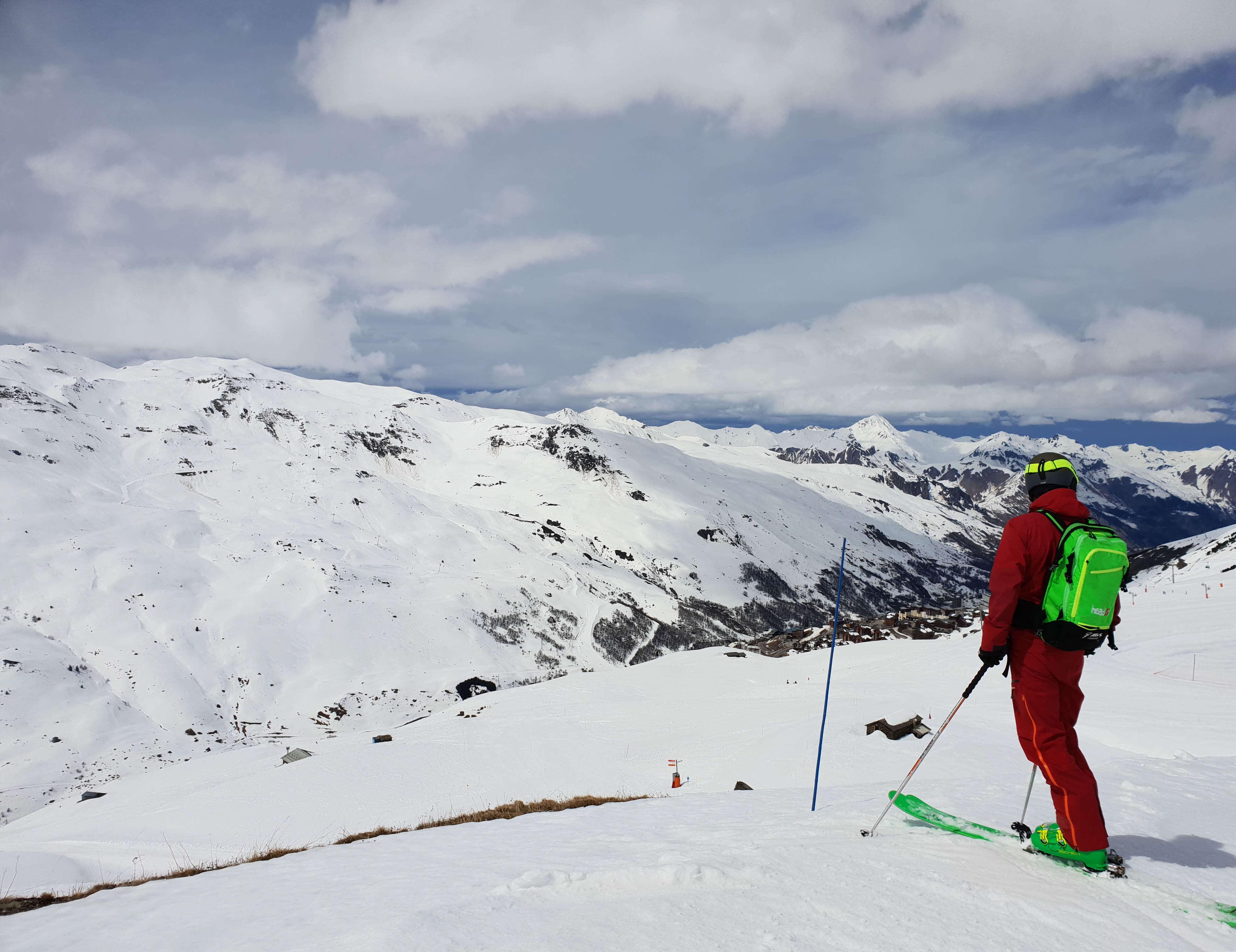 Verschil skigebieden Frankrijk en Oostenrijk