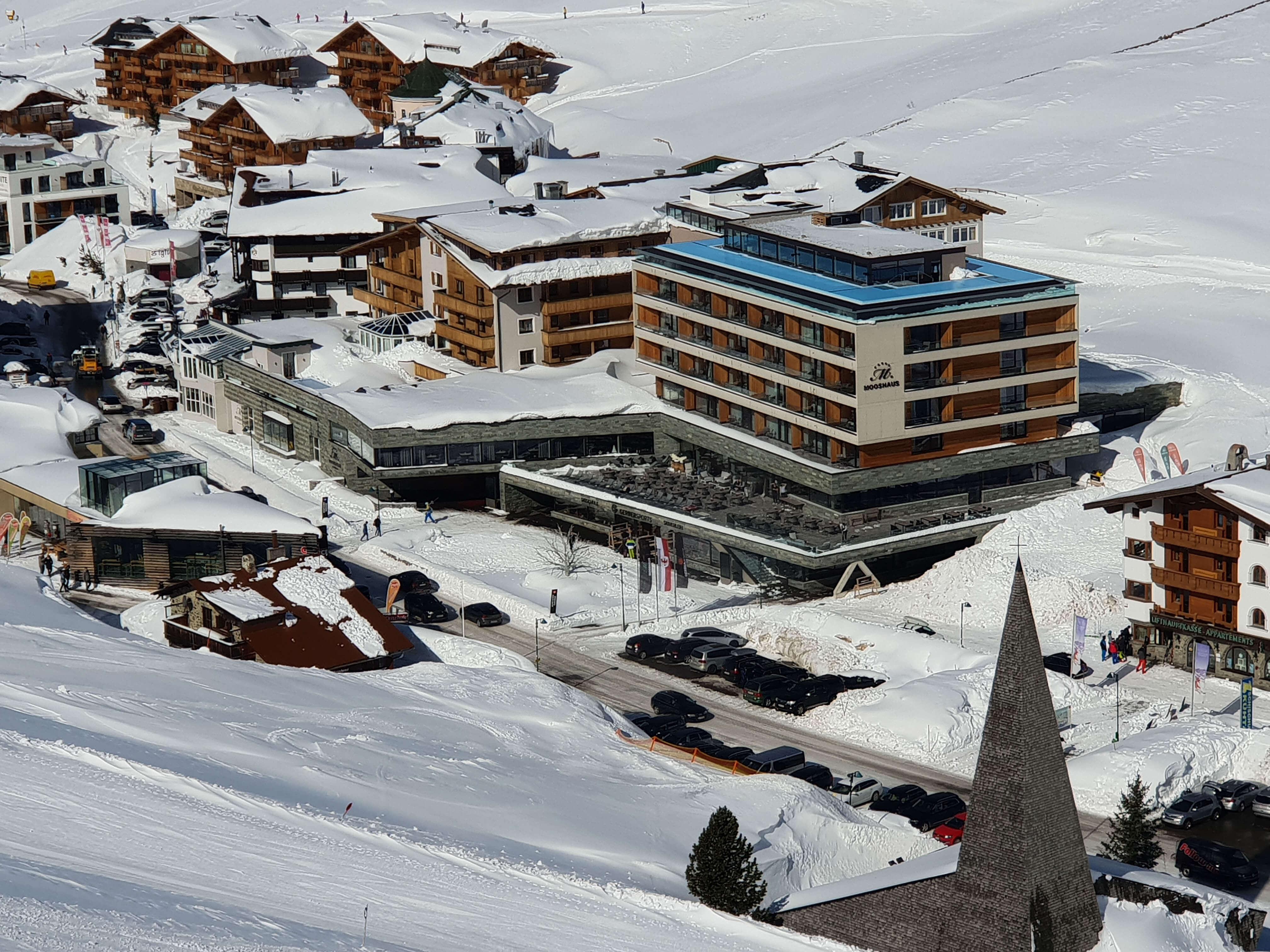 Winter resort Mooshaus
