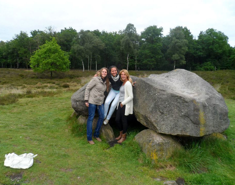 Hunebed in Drenthe