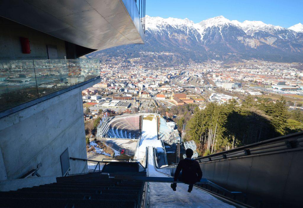Skischans Innsbruck