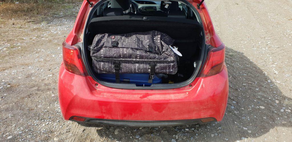 Inpaktips voor autovakantie