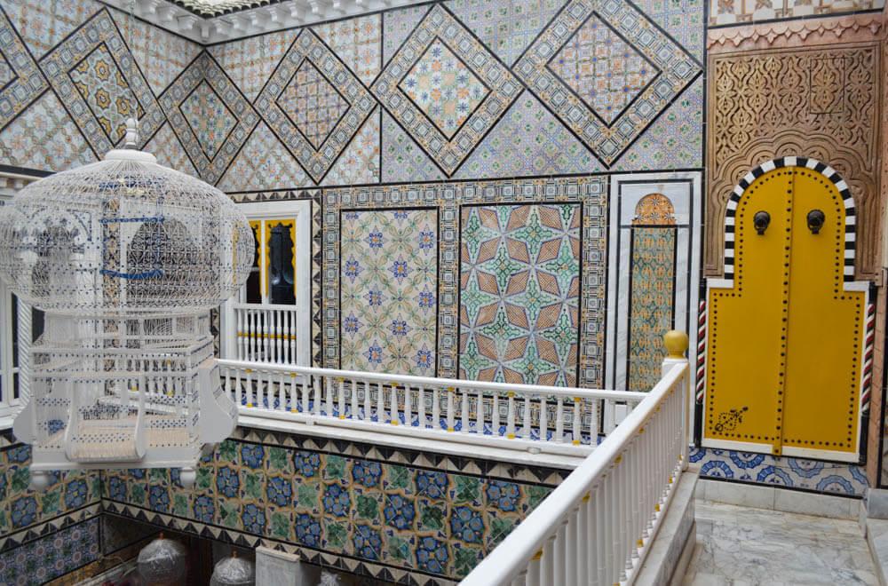 Sidi bou Said - Tunesie
