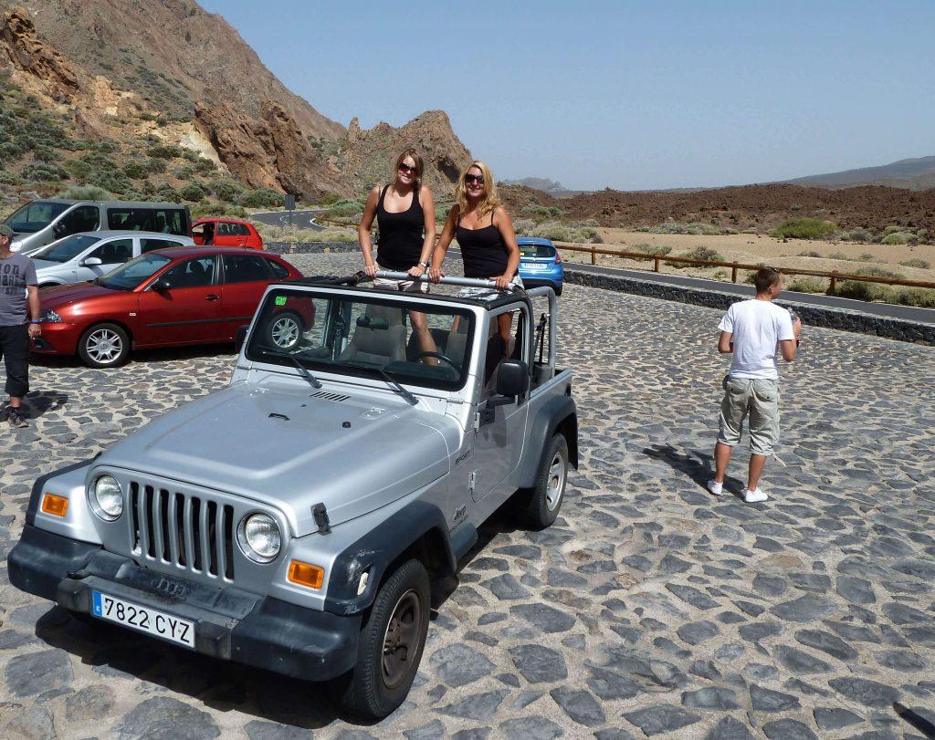 Auto huren Tenerife