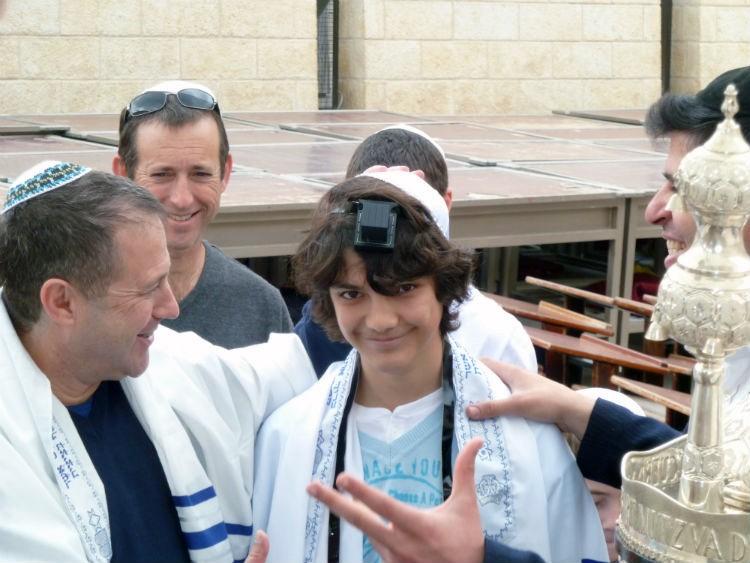 Bar Mitswa Israël