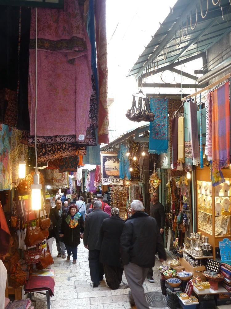 David Street - Jeruzalem