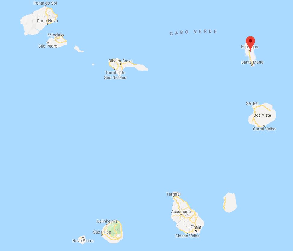 Vakantie Kaapverdië, ontdek de Kaapverdische eilanden