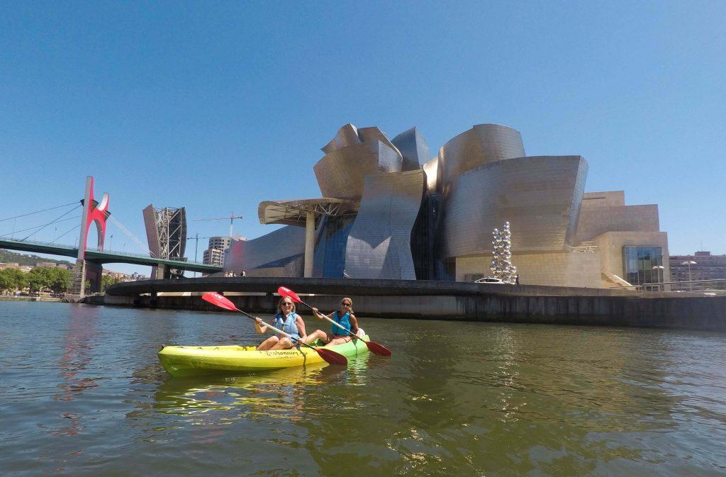 Kayakken Bilbao