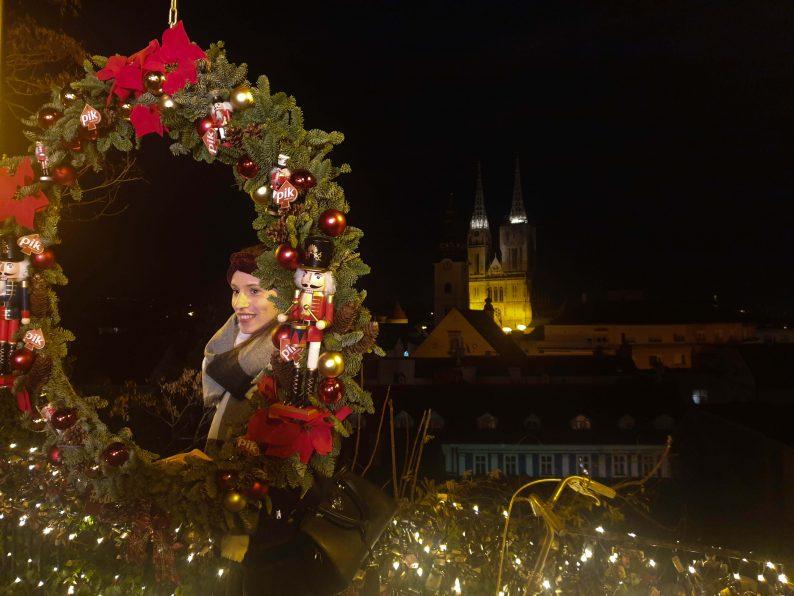 Kerstmarkt Zagreb