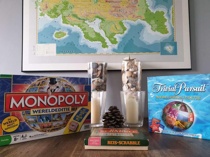 Leuke reisspellen voor thuis voor volwassenen