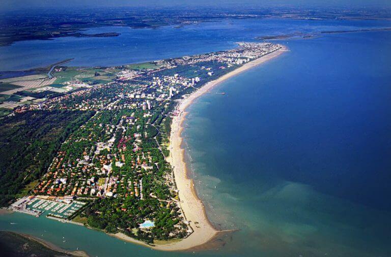 Adriatische kust autorndreis Italië
