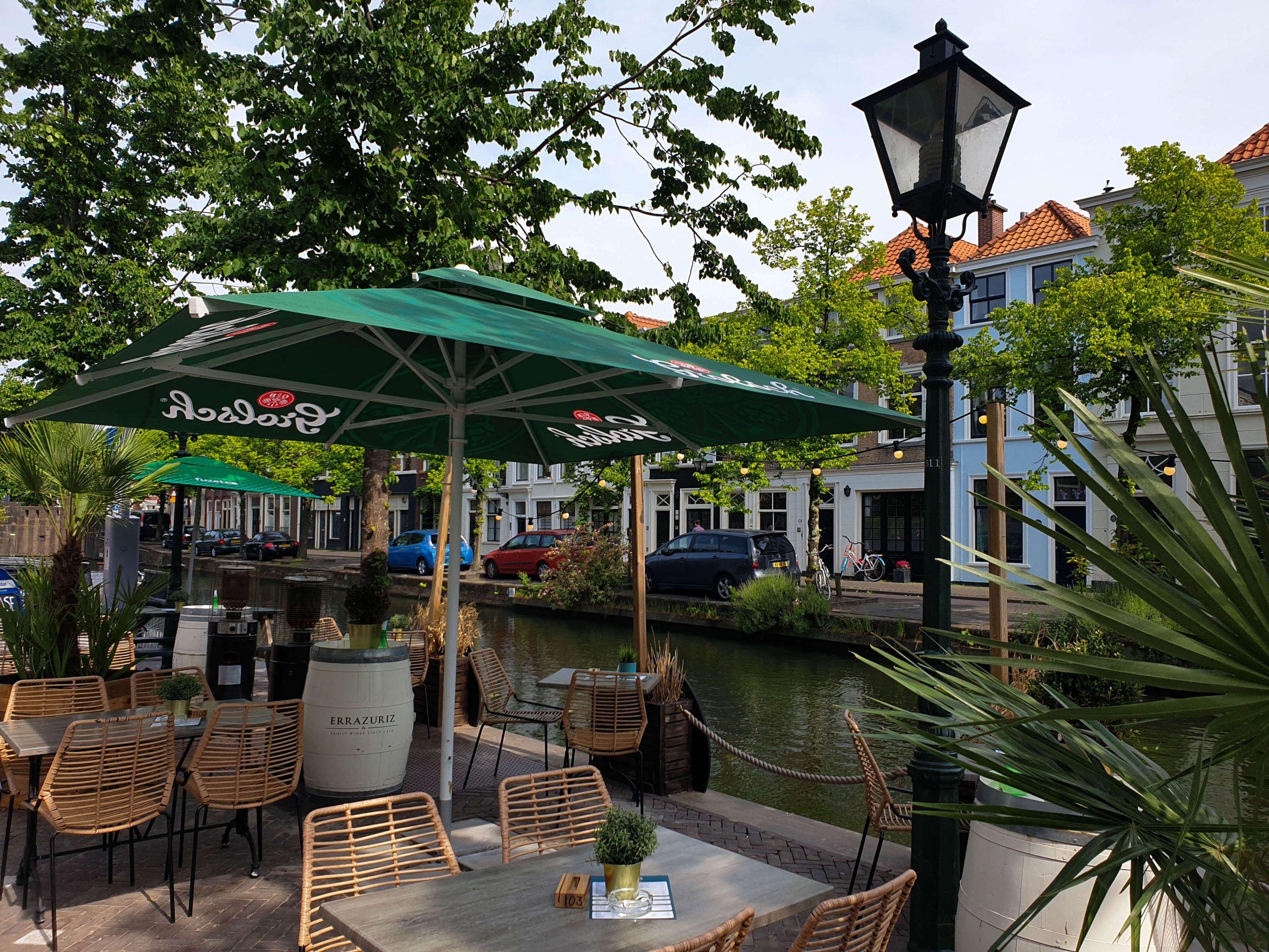 SUP huren en lekker eten in Den Haag