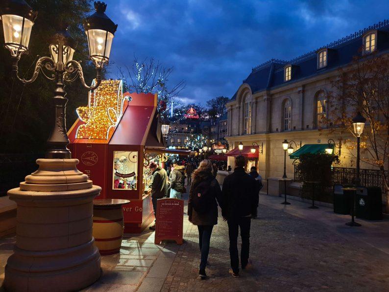 Met kerst naar Disneyland Parijs ervaringen