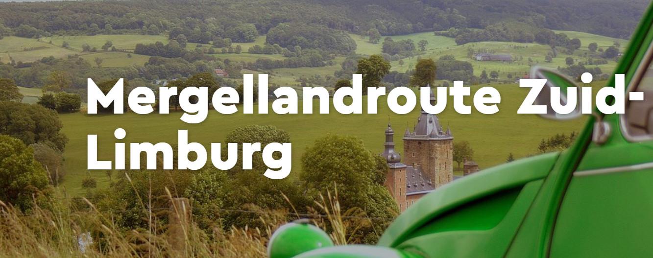 Mooie autoroutes Nederland - Mergellandroute